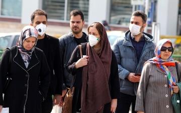 الصورة: خامس وفاة في إيران بسبب فيروس كورونا الجديد