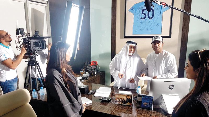 الفيلم لايزال يتواصل عرضه في دور السينما الإماراتية للأسبوع الثالث. أرشيفية