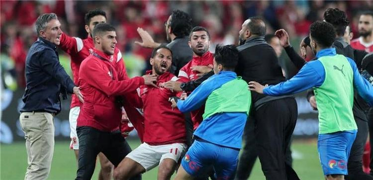 مباراة الأهلي والزمالك شهدت أحداثاً مؤسفة بعد المباراة