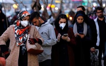 الصورة: 3 وفيات جديدة بفيروس كورونا في إيران