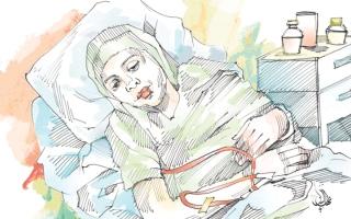 الصورة: متبرّع يسهم بـ 15 ألف درهم لعلاج «أم سيف»
