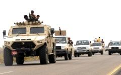 الصورة: «التحالف»: تدمير زورق مفخخ مســـيّر أطلقته الميليشيات الحوثية من الـحديدة