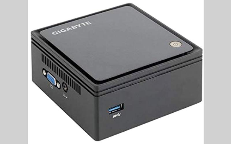 الصورة: «غيغابايت» تطلق أجهزة كمبيوتر مدمجة