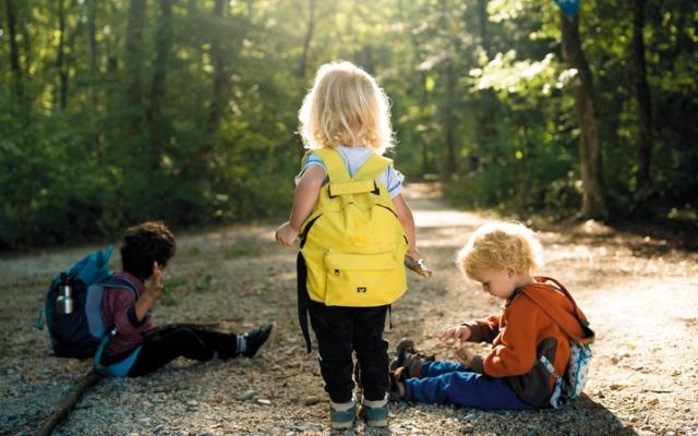 الصورة: رياض أطفال خضراء تجعل الصغار على اتصال بالطبيعة