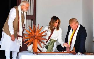الصورة: ترامب: أميركا ستظل دائماً صديقاً مخلصاً للهند