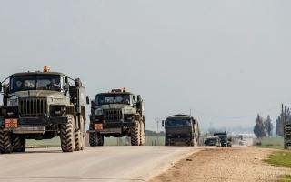 الصورة: الجيش السوري يسيطر على العديد من القرى في إدلب