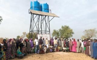 الصورة: «دار البر» تنفذ 24 مشروعاً إنسانياً في السنغال وغامبيا