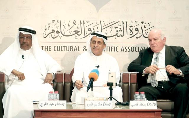الصورة: روّاد ونقاد يتساءلون: الموسيقى في الإمارات إلى أين