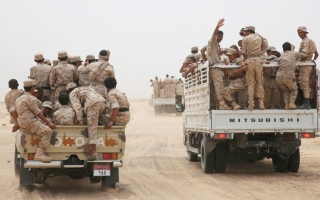 الصورة: الجيش اليمني يكبد الحوثيين خسائر فادحة في جبهات الجوف ومأرب ونهم
