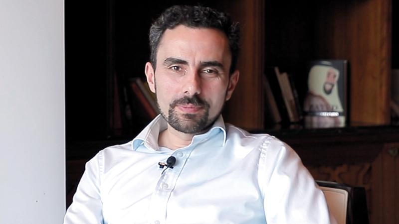 الباحث والكاتب الدكتور أحمد الشمسي