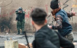 الصورة: العراق: الحشد الشعبي يطلق عملية عسكرية في الأنبار