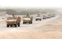 الصورة: الجيش اليمني يطهّر 90% من مساحة «الغيل» في الجوف