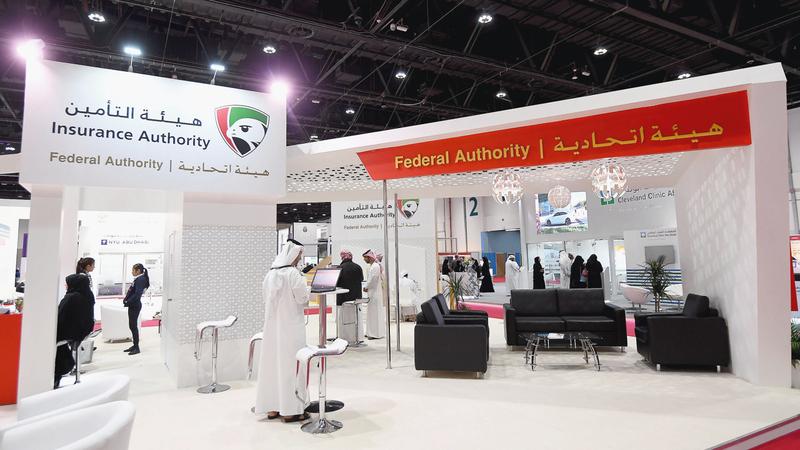 قطاع التأمين بدولة الإمارات يقوم بدور حيوي في ضمان الأفراد والممتلكات ضد المخاطر. تصوير: إريك أرازاس