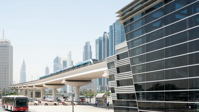 طرق دبي تعتمد استراتيجية رحلات الميل الأول والأخير لتكامل وسائل النقل محليات أخرى الإمارات اليوم