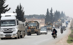 الصورة: الجامعة العربية تطالب بوقف فوري لإطلاق النار في سورية