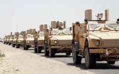 الصورة: الجيش اليمني يكبّد الحوثيين خسائر في جبهات الجوف ومأرب وصنعاء
