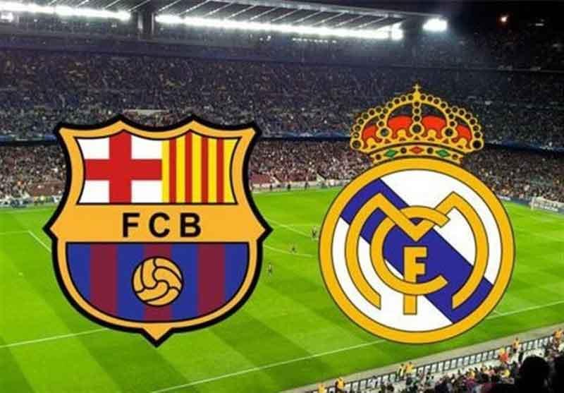 قمة ريال مدريد وبرشلونة في الدوري الإسباني