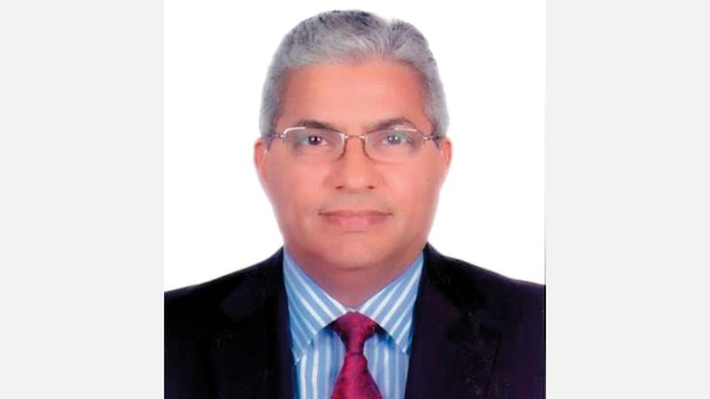 مصطفى الركابي:  «دولة الإمارات  لديها نظام مصرفي قوي يراعي  أفضل المعايير  المعمول بها».