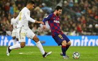 الصورة: مباشر.. مباراة ريال مدريد وبرشلونة في الدوري الإسباني
