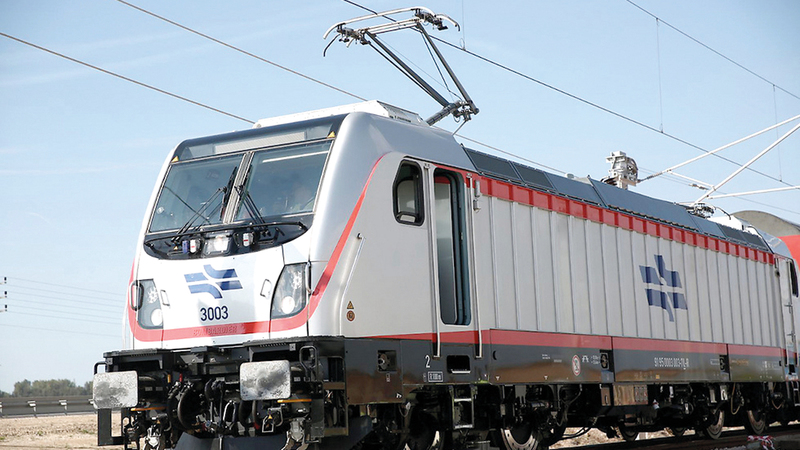 مشروع القطار السريع في القدس سيربطها بالمستوطنات والمدن الأخرى داخل الخط الأخضر.    أرشيفية