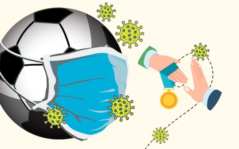 الصورة: غرافيك.. فيروس «كورونا» يصيب الرياضة العالمية بالشلل