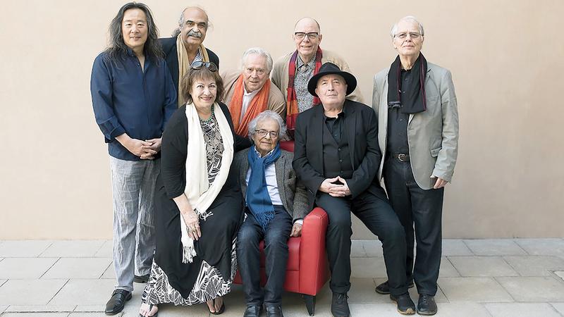 استضاف المهرجان نخبة من المفكرين العرب والعالميين. من المصدر