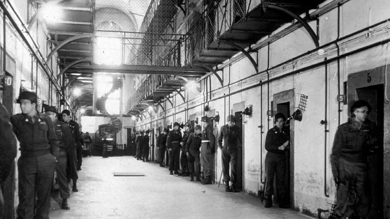 ستبقى محاكمات مجرمي الحرب في نورمبرغ محفورة في الذاكرة.  ارشيفية