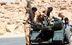 الصورة: تجدّد المعارك بين الضالع وتعز.. وعملية عسكرية في نهم صنعاء