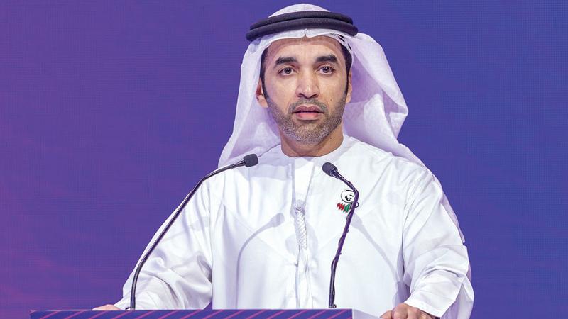 الدكتور سيف الظاهري:  «الإمارات ملتزمة بواجباتها الإنسانية في مدّ يد العون لجميع دول العالم في هذا الظرف».