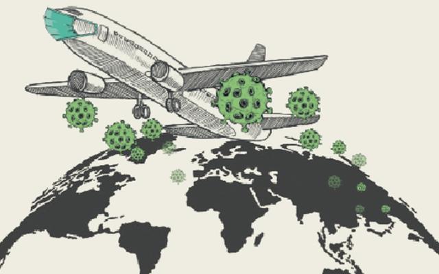 الصورة: بالغرافيك.. إرشادات ونصائح تجعل سفرك أكثر أماناً