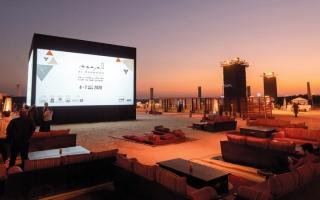 الصورة: «المرموم..   فيلم في الصحراء» يبحث عن حلول لتحديات السينما