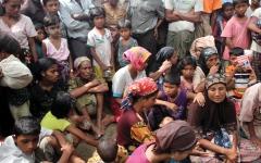 الصورة: ميانمار تدفع الثمن غالياً لقاء تصعيدها أزمة الروهينغا