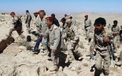 الصورة: تحركات حوثية في الساحل.. واستعدادات للجيش اليمني بالجوف
