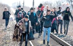 الصورة: حرب «كلامية وصور» بين اليونان وتركيا