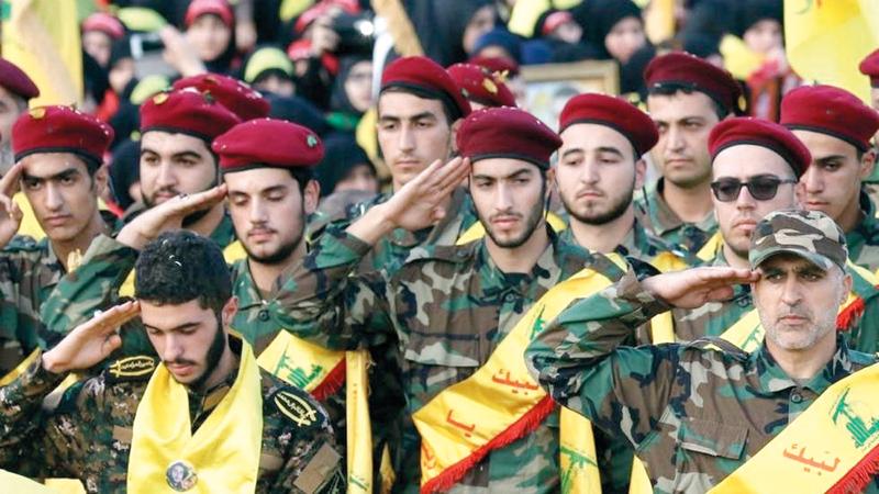 «حزب الله» يخشى غضب عناصره إذا خضعت مؤسسات الدولة لتدخلات المؤسسات الدولية.  أرشيفية