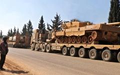 الصورة: أنقرة تؤكد صمود «هدنة إدلب».. وموسكو ترصد خروقات