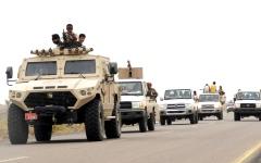 الصورة: الجيش اليمني يفشل هجومين للميليشيات ويبدأ حربــــــاً مفتوحة في الجوف