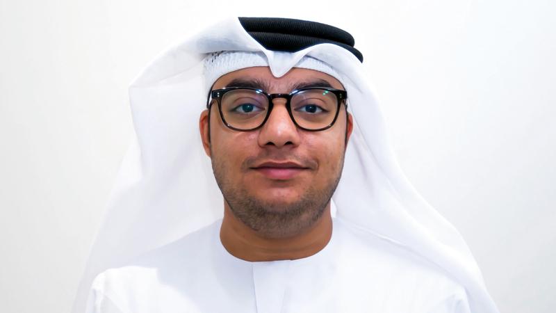عبدالله النعيمي. وام