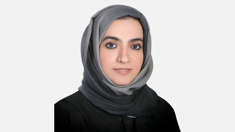 عالية الحمادي نائباً للمدير عام في مكتب «الدبلوماسية العامة»