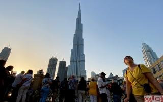 الصورة: بالصور: دبي.. مدينة لا تهدأ