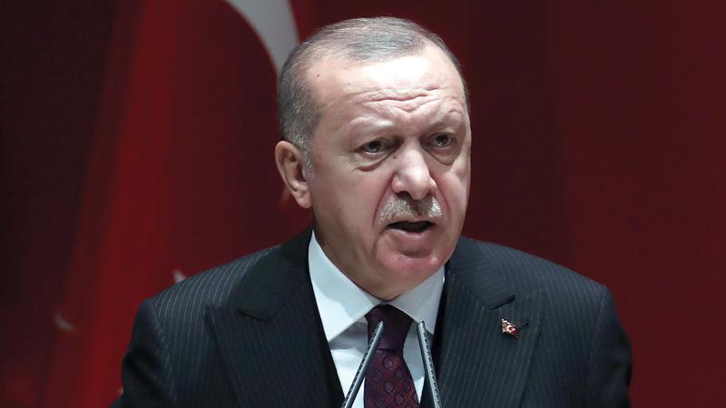 رفض حلف الناتو الخضوع لمطالب أردوغان.   أ.ف.ب