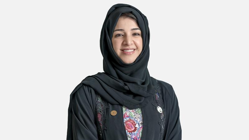 ريم الهاشمي: «الجناح يؤكد التزام (إكسبو دبي) بمنح النساء القدرة على قيادة عملية تمكينهن وصنع مستقبل أفضل لنا جميعاً».