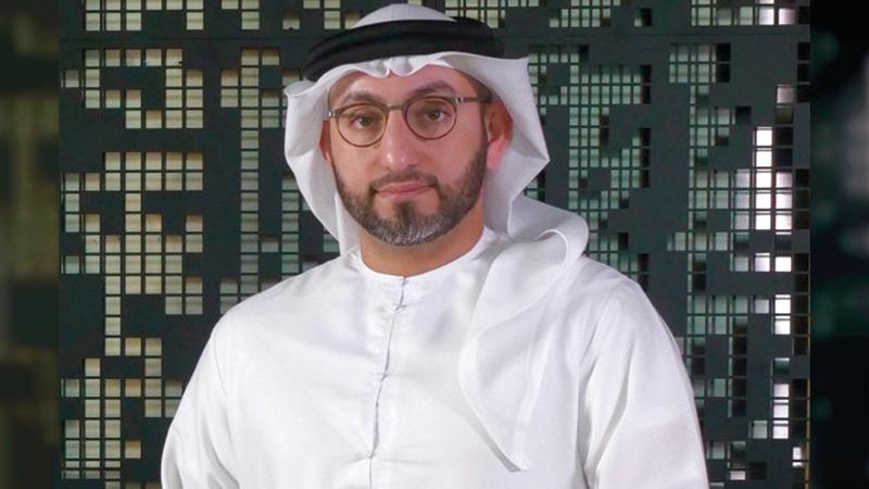 سعود أبوالشوارب: «مدينة دبي الصناعية مستمرة بالتوسع والنمو وتوفير بيئة أعمال متكاملة».