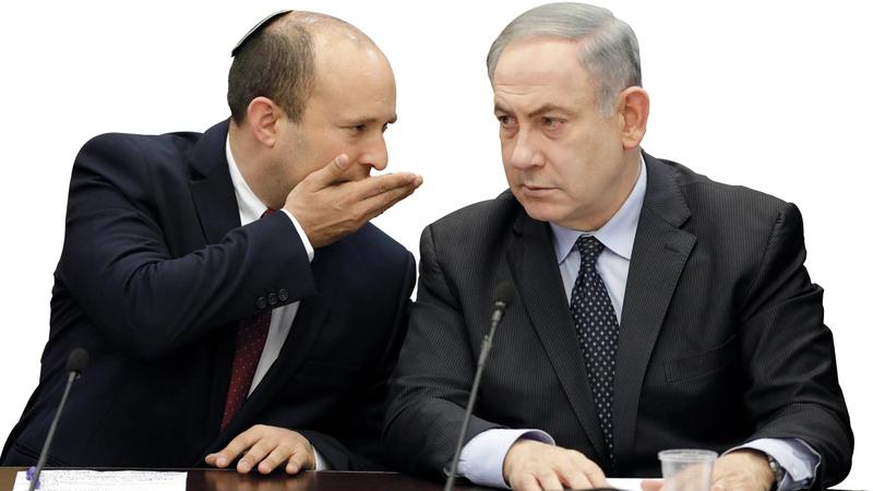 اتجه العديد من الناخبين اليهود لـ«القائمة المشتركة» لخيبة ظنهم في نتنياهو.    أ.ب