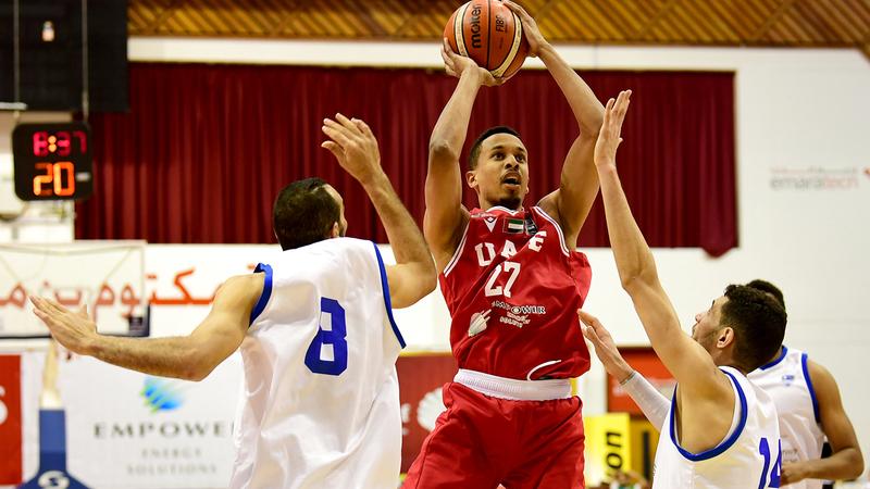 كرة السلة تشهد متغيرات عديدة على صعيد المسابقات. تصوير: باتريك كاستيلو