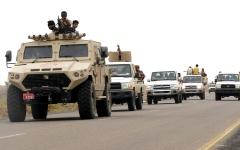الصورة: مواجهات عسكرية بين الجيش اليمني والحوثيين في الجوف
