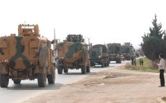 الصورة: واشنطن تدرس كيفية مساعدة «الناتو» لتركيا في إدلب