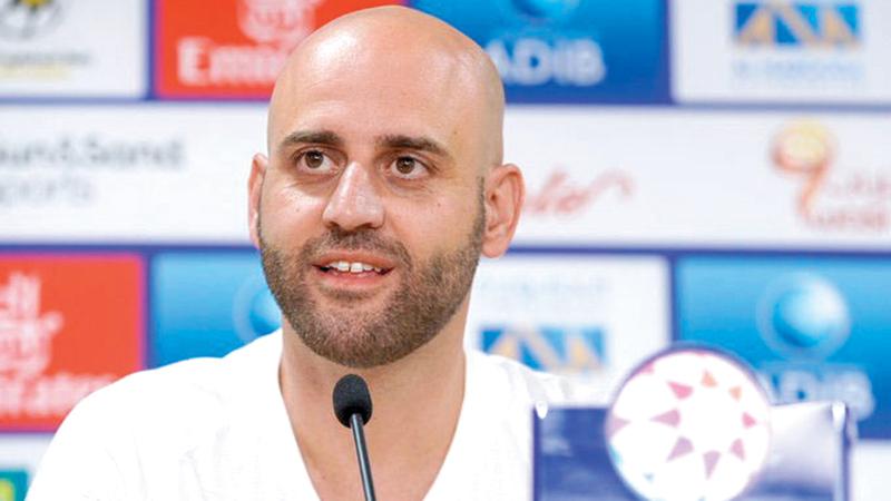 المدرب الإسباني: «لا يوجد فارق بين تدريب فريق تحت 21 سنة، والفريق الأول».