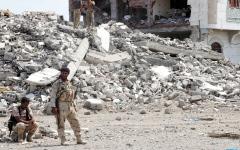 الصورة: قناصة الميليشيات تستهدف لجان المراقبة الأممية في الحديدة