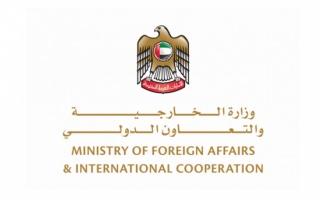الصورة: الإمارات تدين محاولة الحوثيين استهداف سفينة تجارية سعودية بطائرة مسيّرة